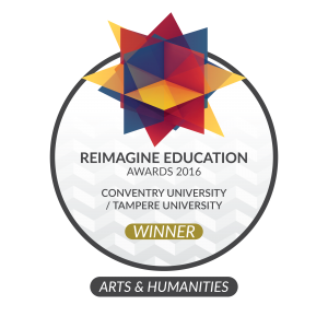 Reimagine Education Awards 2016: Arts & Humanities Winner